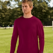 Champion Double Dry Long-Sleeve T-Shirt