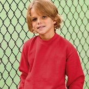 Champion Youth 50/50 EcoSmart Crewneck Sweatshirt