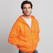 Gildan DryBlend 50/50 Full-Zip Hooded Sweatshirt