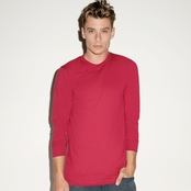 Canvas Long-Sleeve Jersey T-Shirt