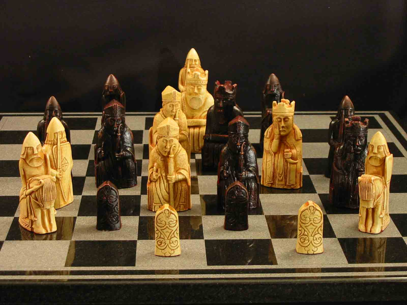 click to enlarge harry potter isle of lewis chess
