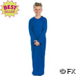 Polyester Nativity Costume- dark blue