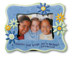Faithgirlz!  Ceramic  Frame