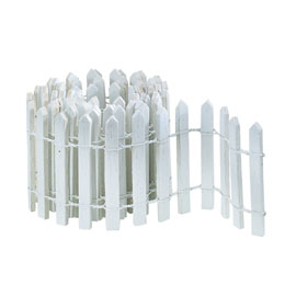 "Department 56 Village Accessory  - ""Snow Fence"""