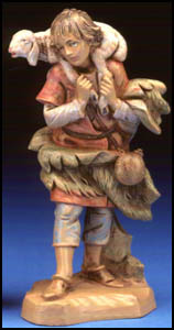 Fontanini Nativity - 5in Collection - Shepherd Gabriel