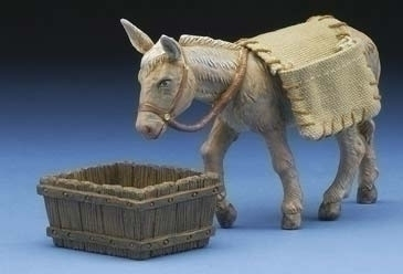 Fontanini Nativity - 5in Collection - Mary's Donkey