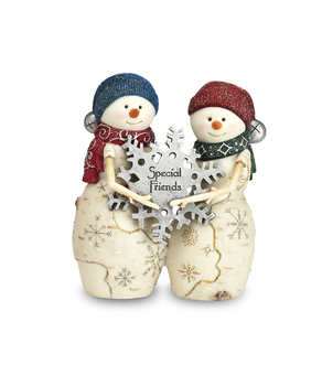 "Decorative Figurine  - ""Special Friends"""