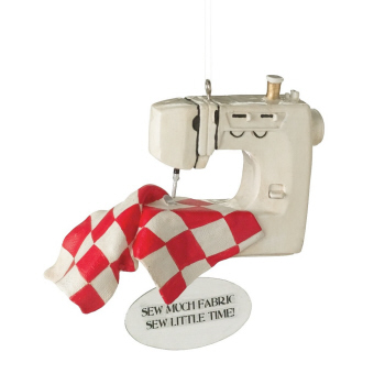 Christmas Ornament - Sew Much Ornament