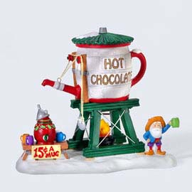 Department 56 North Pole Village - Hot Chocolate Tower