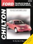 Ford Taurus, Mercury Sable - Chilton Repair Manual