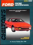 Ford Probe - Chilton Repair Manual
