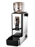Pasquini Lux Coffee Grinder, Chrome