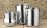 Stainless Steel Frothing Pitchers (Milk  Warmers)