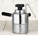 S/S Stove-Top Cappuccino Maker