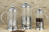 Stainless Steel Coffee Press Pot