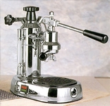 La Pavoni `Europiccola` Chrome Base EPC-8
