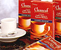 Urnex Cleancaf Espresso Machine Cleaner/Descaler, 2 boxes