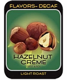 Cafjo Decaf Hazelnut  (72-Count)