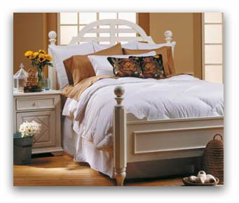 Down comforter and bedding FAQs - frequently asked questions about fill power, baffles, thread count, and more