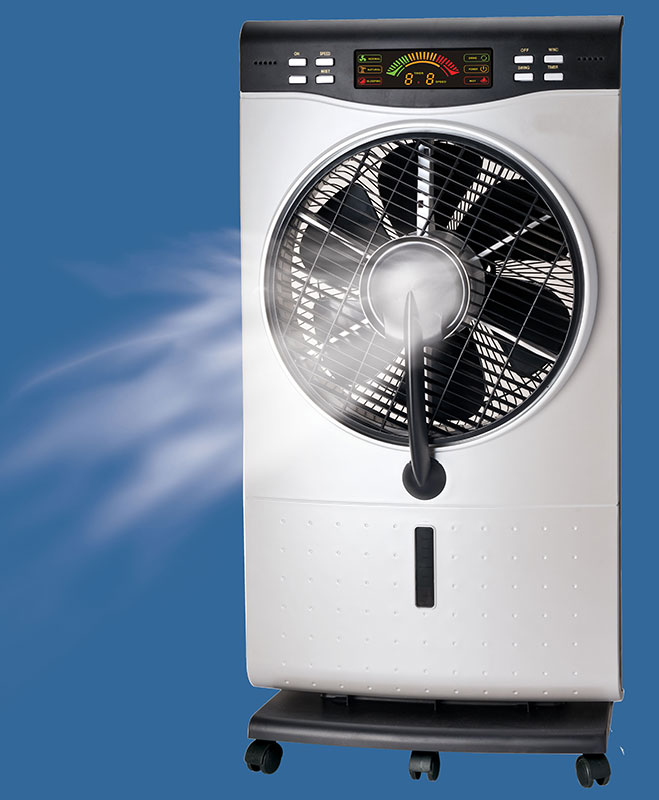 Oceanaire SW-5 Indoor Misting Fan