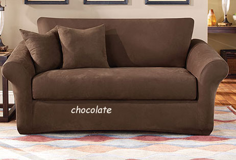Strange Surefit Loveseat Cover Gmtry Best Dining Table And Chair Ideas Images Gmtryco