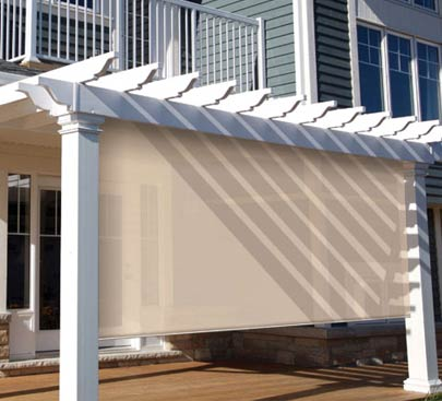 Premier Sun Shade Exterior Window Shade
