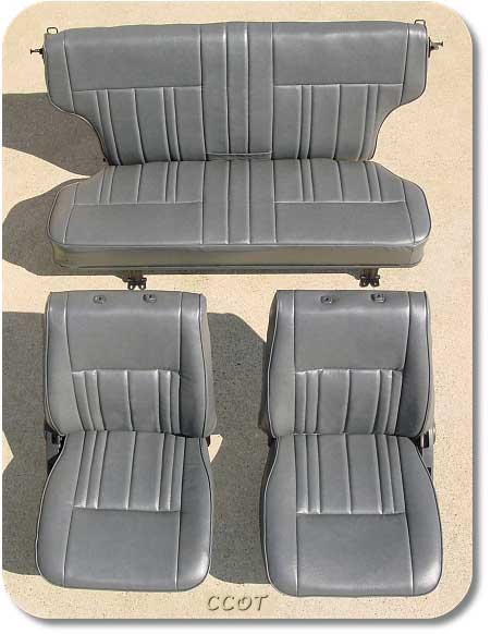 "Seat Covers - ""HFS"" Series"" title=""Seat Covers - ""HFS"" Series"