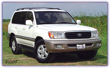 Land Cruiser Series 100 Specifications