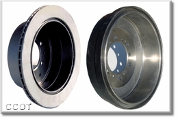 Brake Drum / Disc, FJ80