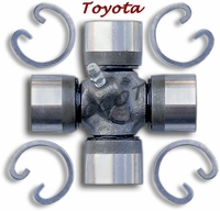 U-Joints - 1ea -  1958 to 1/74 - TOYOTA