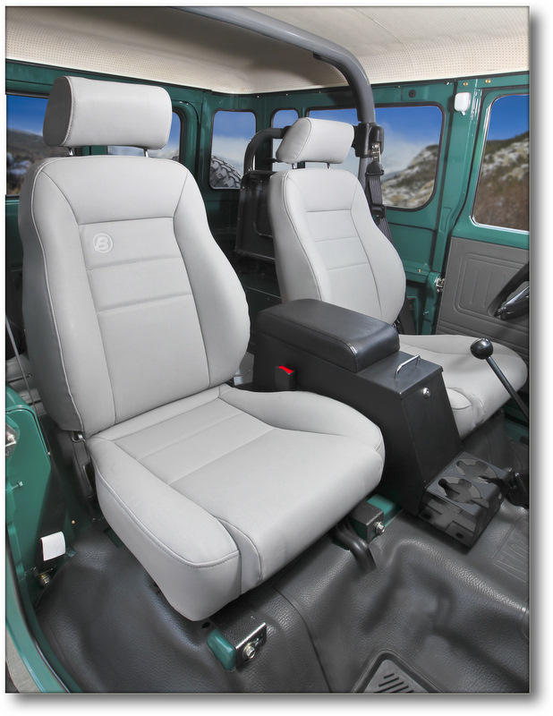 Super Exclusively At Ccot Fj40 Seat Conversion System Caraccident5 Cool Chair Designs And Ideas Caraccident5Info