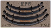"Springs  ""HFS™ Lift Springs"" ~ FJ60/62 ~ 4ea."