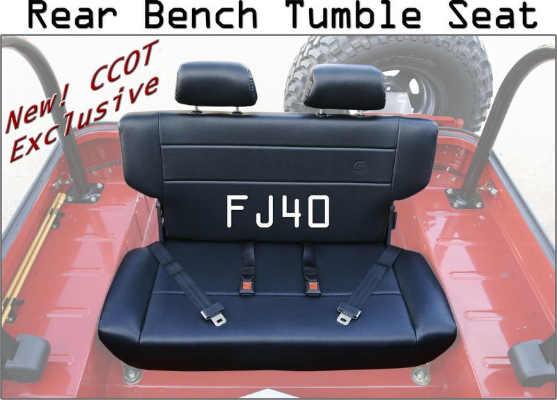 Pleasing Fj40 Rear Bench Seat That Folds Forward When Not In Use Dailytribune Chair Design For Home Dailytribuneorg
