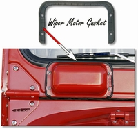 Wiper Motor Cover Gasket - TOYOTA