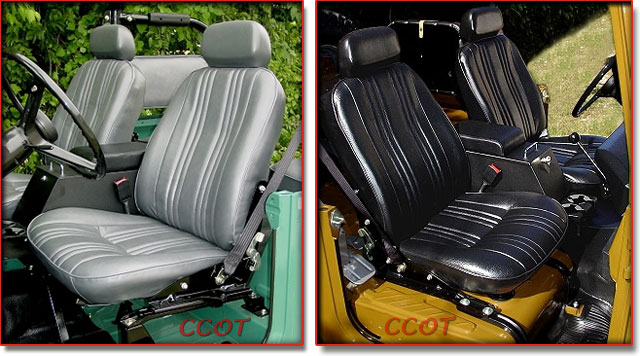 Marine Naugahyde Vinyl Seat Covers By Oscar