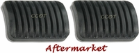 Brake & Clutch Pads - 2ea -  '58-'78 - Aft Mrkt