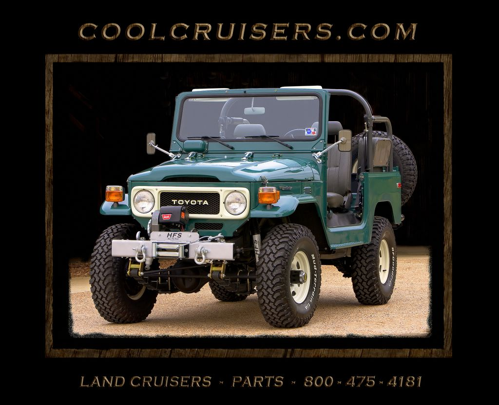Cruiser Color Codes Wiring Diagram 1984 Toyota Fj60 Zoom