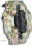 Brake Disc Caliper -  Left - Driver's Side -  9/'75 - 1/'90 - w/Pads