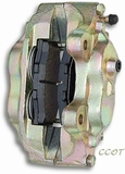 Brake Disc Caliper - Right - Passenger Side - 9/'75 - 1/'90  - w/Pads