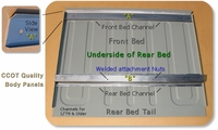 """Front Bed Support Channel ~ 1ea.  ~ """"A"""" ~ 1/�79 & Older"""