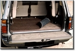 Carpet - Mat - Rear Cargo -  FJ80 - 1/90-8/'92