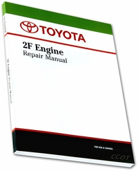Manual - 2F Engine Repair - '75 - '80 - TOYOTA