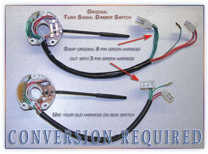 Turn Signal And Dimmer Switch Ez Wiring Harness Fj40 Centech Wiring Harness Fj40 Toyota Fj40 Wiring Harness