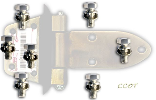 Stainless or Plated - More Kits Coming Soon !