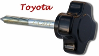 Dash Screw Knob - Windshield -  1 ea. -  TOYOTA