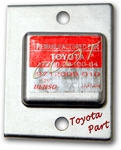 Voltage Regulator - Internal - Toyota