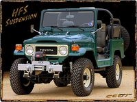 "HFS™ Lift Kit - FJ40x HFS™  Extreme - 4"" Lift Kit"