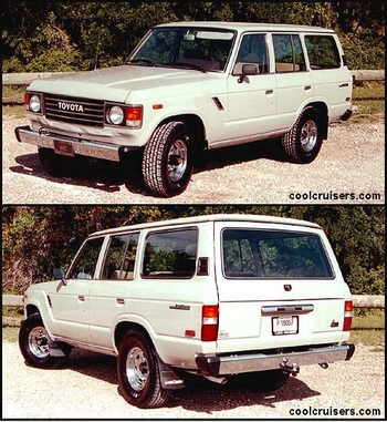 Pic / Info... FJ-60 with 69k miles, Sold