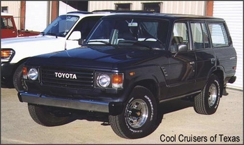 Pic / Info...'85 FJ-60, 69k mi. Arizona, Sold