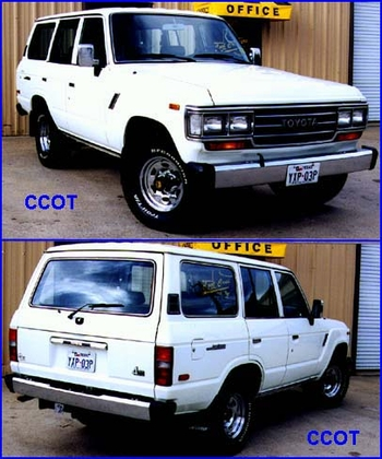 Pic / Info...Read Customer's Letter... FJ-62,  78,102 Miles, Sold